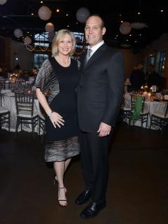Natalie and Drew Dossett