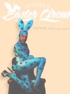 Austin photo: Events_ryan_cheer up charlies_matthew's easter circus_mar 2013_poster