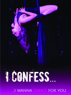Two Nights of BedPost Confessions with Rapt Aerial Dance!