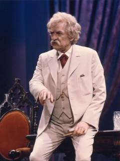 Hal Holbrook in Mark Twain Tonight