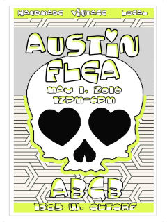 The Austin Flea at ABGB
