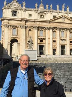 Louis Aulbach and Linda Gorski