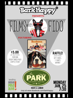 Films with Fido