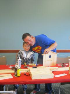 The City of Cedar Park presents Family Superhero Party