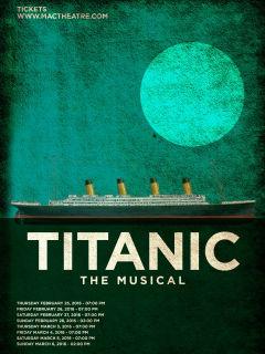 MacTheatre presents Titanic the Musical