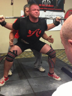 USPA Capital of Texas Open powerlifting squats weightlifting
