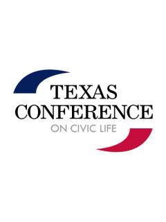 logo for Texas Conference on Civic Life