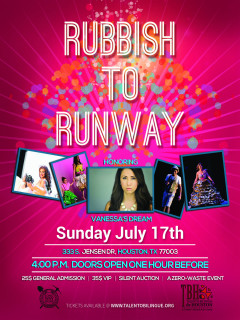 Rubbish to Runway 2nd Annual Fashion Show