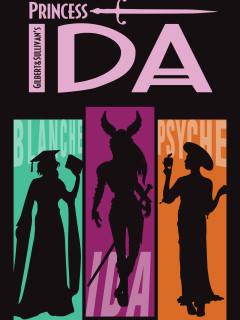 The Gilbert and Sullivan Society of Houston presents Princess Ida