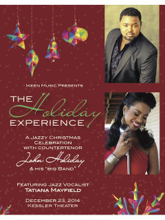 John Holiday's Holiday Experience