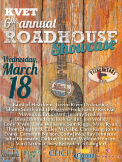 KVET Roadhouse Showcase_SXSW_2015
