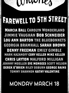 Austin Photo Set: Events_Antone's Farewell_Mar 2013