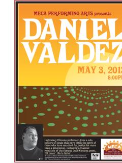 MECA presents Daniel Valdez