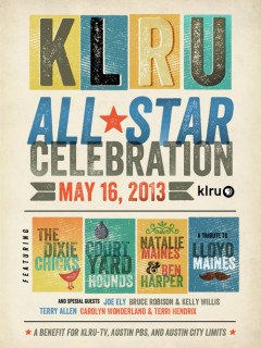 KLRU All-Star Celebration at Moody Theater