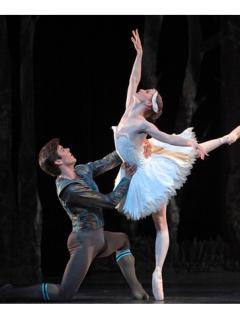 """Houston Ballet presents """"Swan Lake"""""""