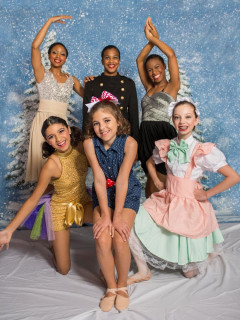 "Houston City Dance presents ""Land of the Southern Sweets"""