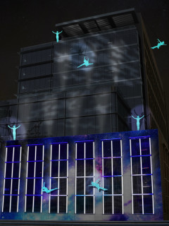 Blue Lapis Light performance In Light downtown austin