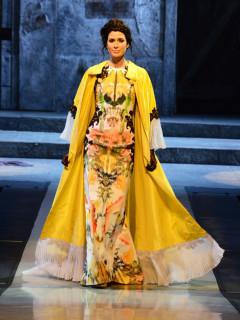 Michael Faircloth Opera Gown