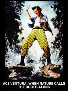 poster Ace Ventura When Nature Calls