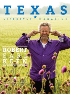 Texas Lifestyle Magazine First Issue 2014