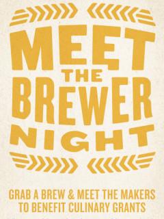 Meet the Brewer Night October 2014