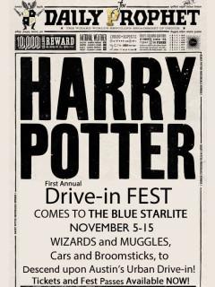 Harry Potter Fest 2014