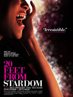 Move poster 20 Feet from Stardom
