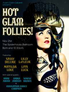 Avant Glam Cabaret presents Hot Glam Follies
