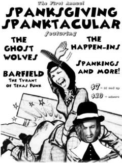 Spanksgiving Spanktacular November 2014