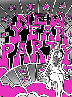 Hotel San Jose New Year Party 2014