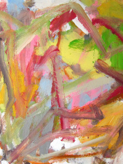 Untitled Counterpoint Painting by Carl Smith - Imagine Art Exhibit - December 2014