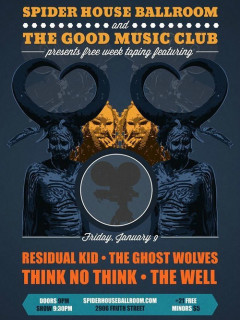 Austin Free Week_The Good Music Club_Residual Kid_poster CROPPED_2015