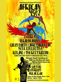DiverseArts Culture Works presents East End Fourth Friday! August 2015