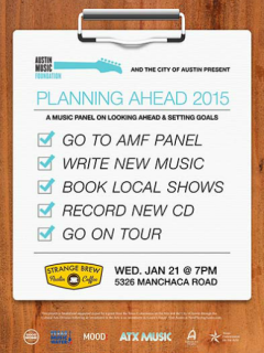 Austin Music Foundatio_panel_Planning Ahead_poster_January 2015
