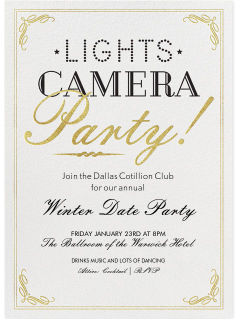 Dallas Cotillion Club presents Winter Date Party