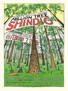 Million Tree ShinDIG_ReTREEt_TreeFolks_Bastrop_2015