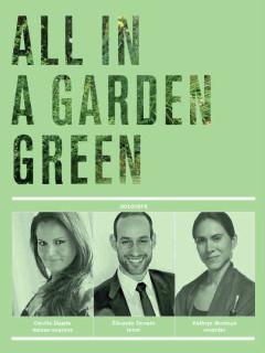 Ars Lyrica Houston All In A Garden Green