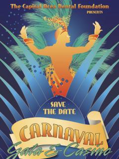 Capital Area Dental Foundation_Carnaval Gala & Casino_February 2015