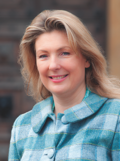 """Highclere Tea"" with Lady Fiona Carnarvon benefiting Houston Public Media"