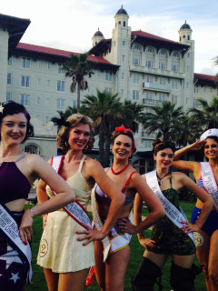 Galveston Island Beach Revue presented by Hotel Galvez and Spa