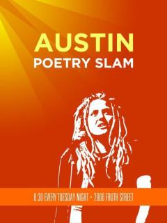 Austin Poetry Slam at Spider House Ballroom