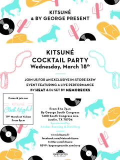 By George_Kitsune Cocktail Party_SXSW_March 2015