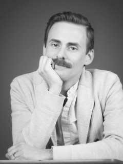 Deep Vellum Publishing founder Will Evans