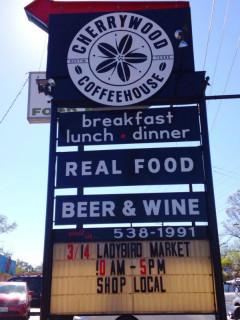 Ladybird Market_Cherrywood Coffeehouse sign_2015