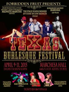 Texas Burlesque Festival_poster CROPPED_2015