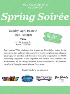 Young Women's Alliance_Spring Soiree_2015