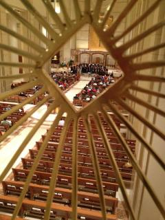 "Moseley Memorial Music Series: Cantare Houston presents ""Sing Joyfully - Sacred Songs in Sacred Spaces"""