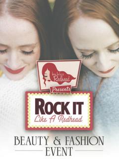 Rock it like a Redhead_event_2015