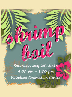 26th Annual Shrimp Boil benefitting The Rose