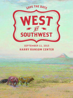 Harry Ransom Center presents West by Southwest